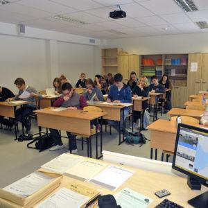 TOEFL eksami ettevalmistuskursus